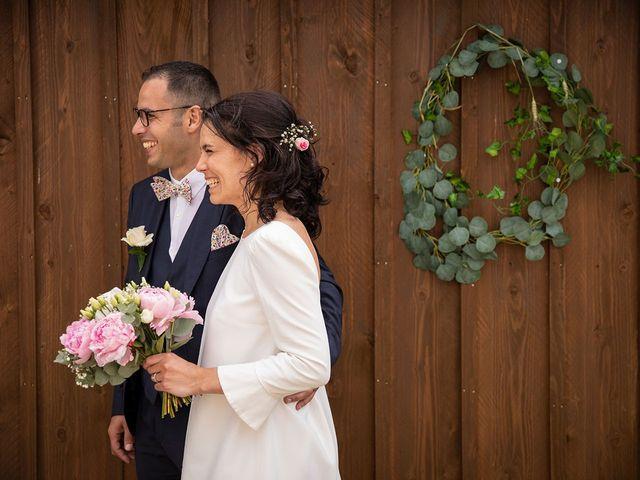 Le mariage de Bastien et Blandine à Chambord, Loir-et-Cher 13