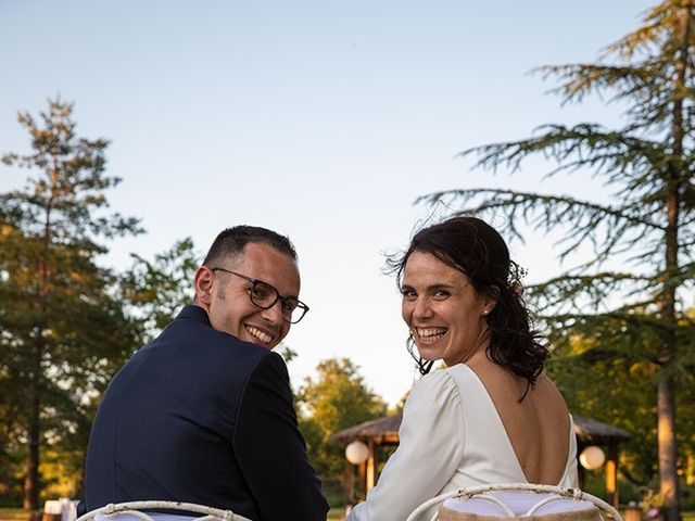 Le mariage de Bastien et Blandine à Chambord, Loir-et-Cher 18