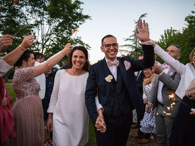 Le mariage de Bastien et Blandine à Chambord, Loir-et-Cher 20
