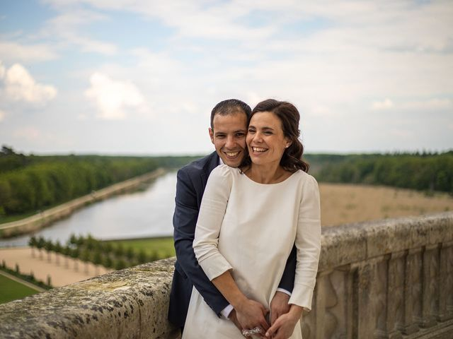 Le mariage de Bastien et Blandine à Chambord, Loir-et-Cher 23