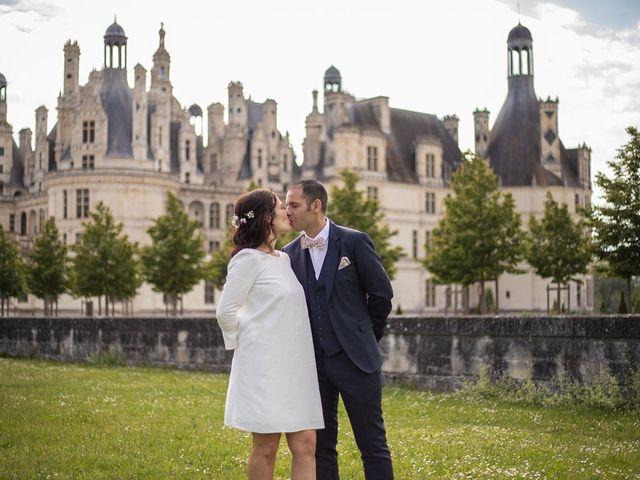 Le mariage de Bastien et Blandine à Chambord, Loir-et-Cher 26