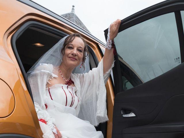 Le mariage de Bruno et Sabine à Jussy-Champagne, Cher 3