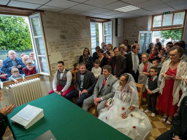 Le mariage de Bruno et Sabine à Jussy-Champagne, Cher 6