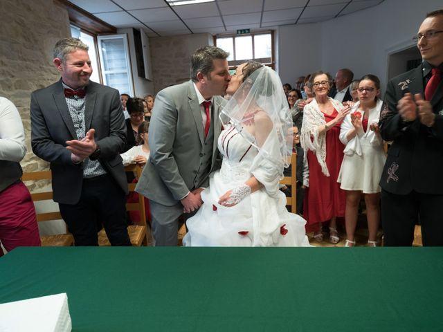 Le mariage de Bruno et Sabine à Jussy-Champagne, Cher 8