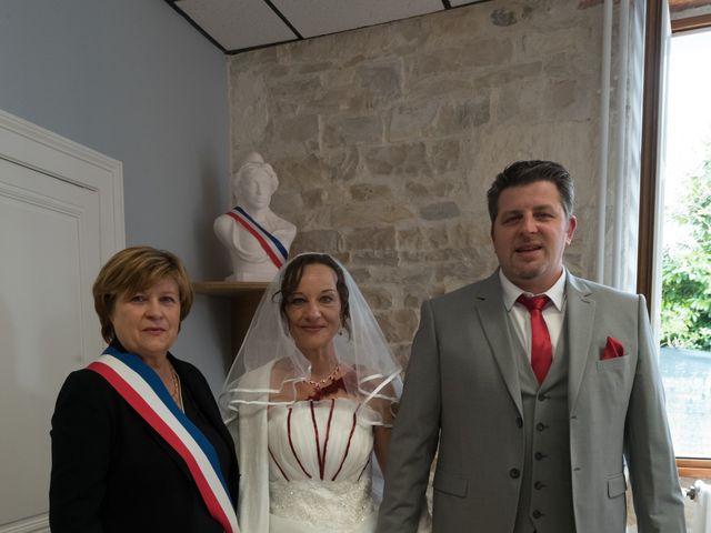 Le mariage de Bruno et Sabine à Jussy-Champagne, Cher 14