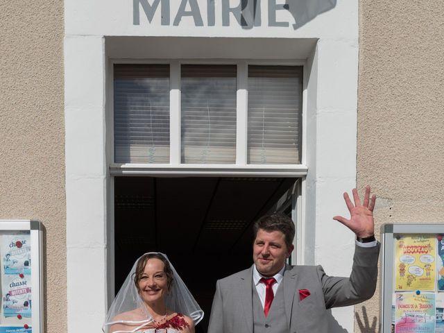 Le mariage de Bruno et Sabine à Jussy-Champagne, Cher 16