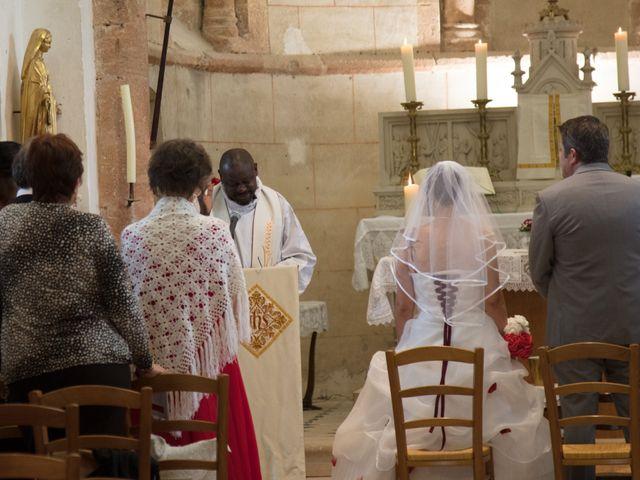 Le mariage de Bruno et Sabine à Jussy-Champagne, Cher 25