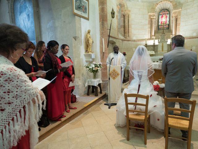 Le mariage de Bruno et Sabine à Jussy-Champagne, Cher 27