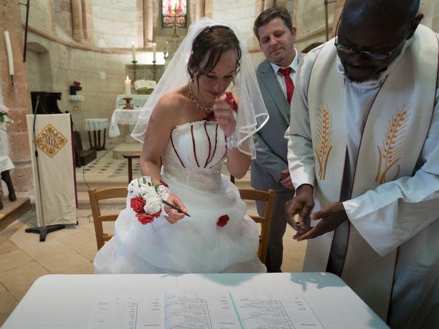 Le mariage de Bruno et Sabine à Jussy-Champagne, Cher 35