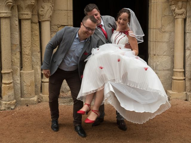 Le mariage de Bruno et Sabine à Jussy-Champagne, Cher 43