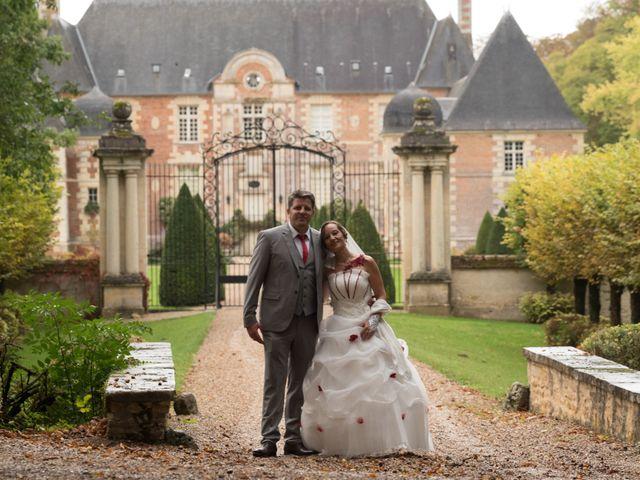 Le mariage de Bruno et Sabine à Jussy-Champagne, Cher 46