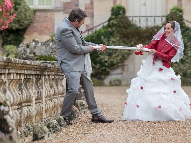 Le mariage de Bruno et Sabine à Jussy-Champagne, Cher 55