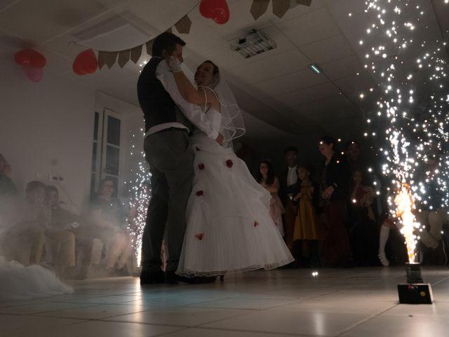 Le mariage de Bruno et Sabine à Jussy-Champagne, Cher 90