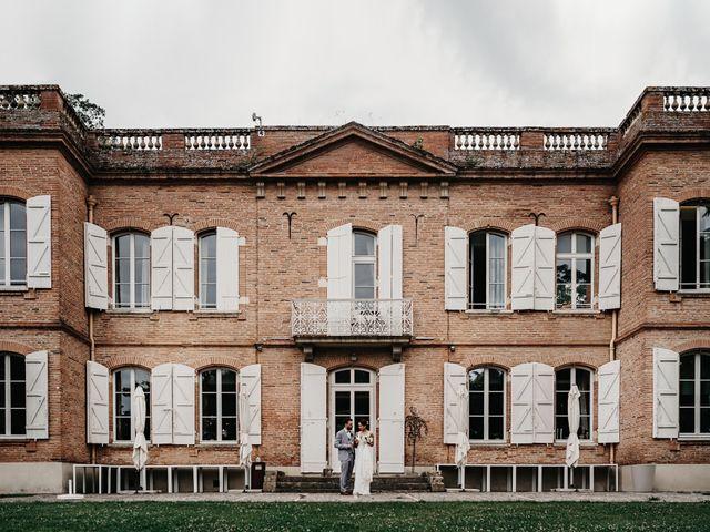Le mariage de Bibi et Florian à Toulouse, Haute-Garonne 1