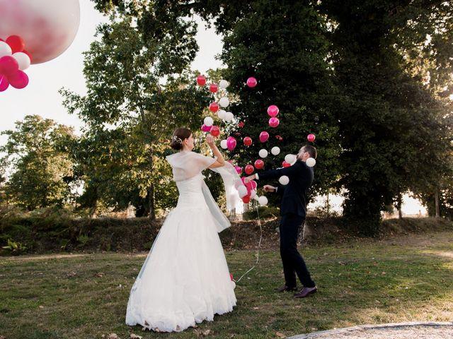 Le mariage de Florian et Aude à Rennes, Ille et Vilaine 30