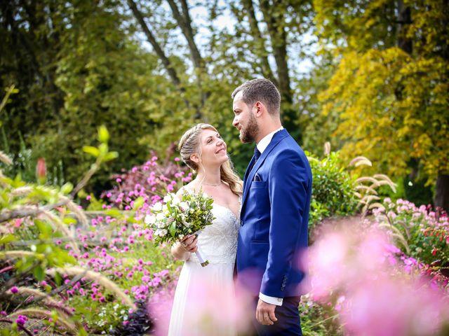 Le mariage de Pauline et Veljko