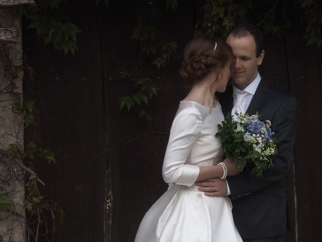 Le mariage de Romain et Lucie à Maillé, Indre-et-Loire 3