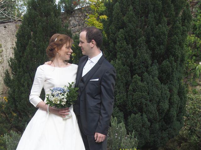 Le mariage de Romain et Lucie à Maillé, Indre-et-Loire 4