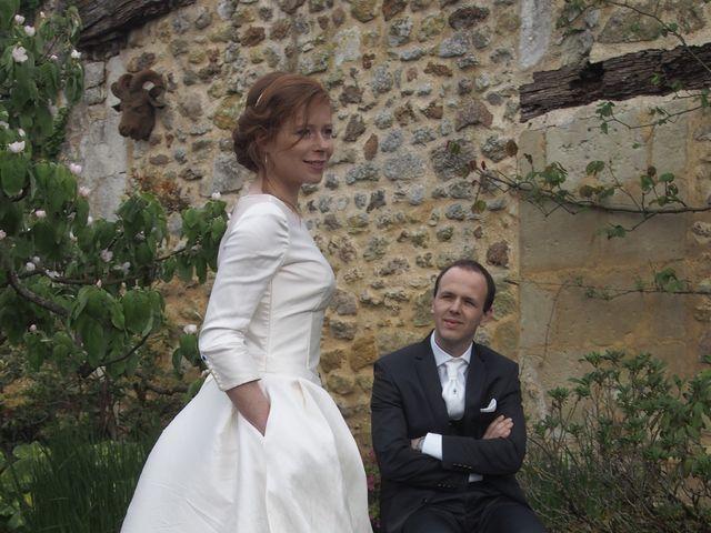 Le mariage de Romain et Lucie à Maillé, Indre-et-Loire 5