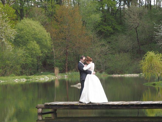 Le mariage de Romain et Lucie à Maillé, Indre-et-Loire 6