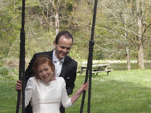 Le mariage de Romain et Lucie à Maillé, Indre-et-Loire 7