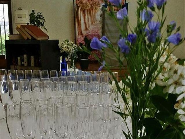 Le mariage de Romain et Lucie à Maillé, Indre-et-Loire 11
