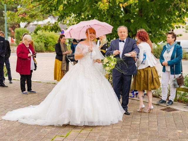 Le mariage de Simon et Léa à La Chapelle-sur-Erdre, Loire Atlantique 7