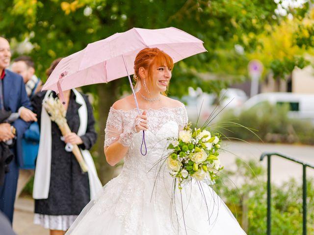 Le mariage de Simon et Léa à La Chapelle-sur-Erdre, Loire Atlantique 1