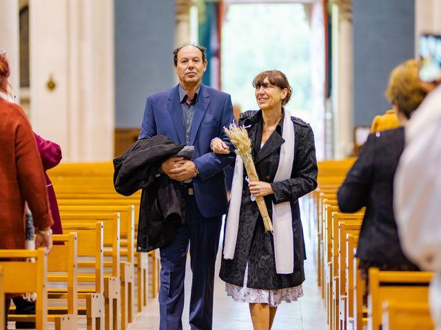 Le mariage de Simon et Léa à La Chapelle-sur-Erdre, Loire Atlantique 14