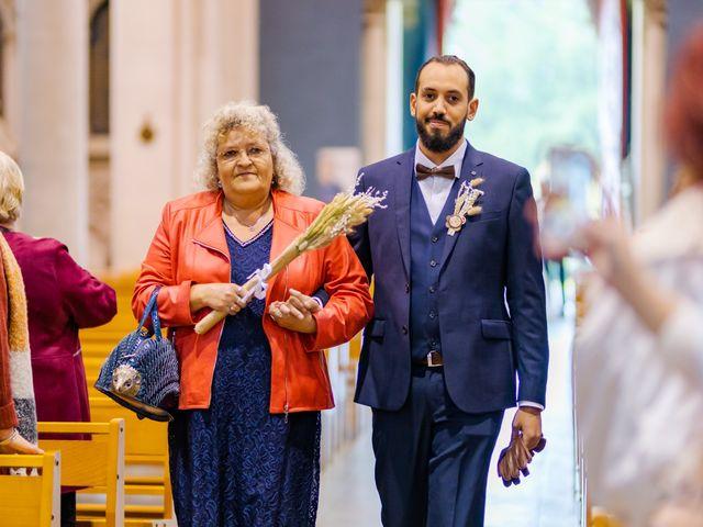 Le mariage de Simon et Léa à La Chapelle-sur-Erdre, Loire Atlantique 15