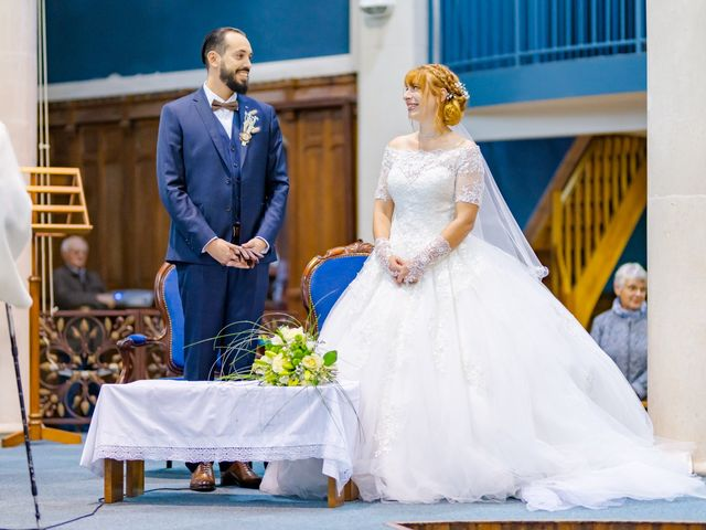 Le mariage de Léa et Simon