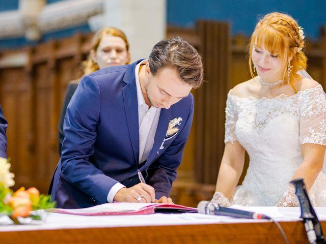 Le mariage de Simon et Léa à La Chapelle-sur-Erdre, Loire Atlantique 27