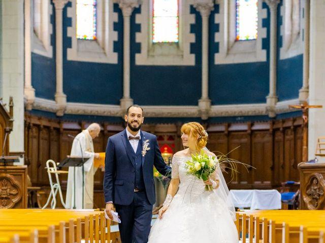 Le mariage de Simon et Léa à La Chapelle-sur-Erdre, Loire Atlantique 35