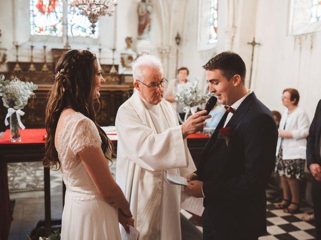 Le mariage de Miguel et Emilie à Cauvicourt, Calvados 38