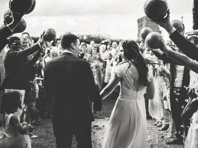 Le mariage de Miguel et Emilie à Cauvicourt, Calvados 42