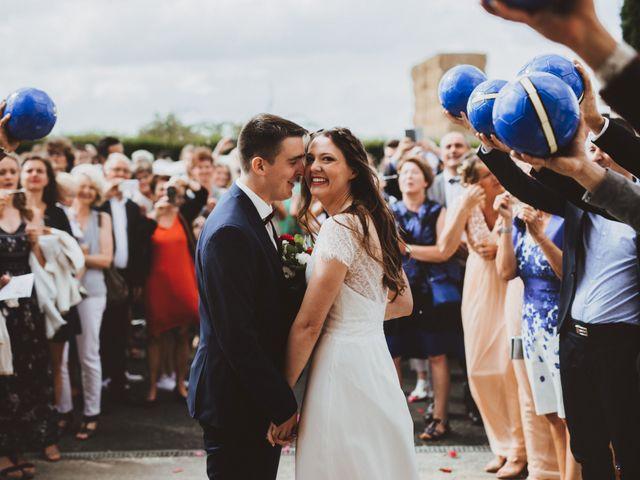 Le mariage de Miguel et Emilie à Cauvicourt, Calvados 43