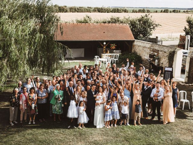 Le mariage de Miguel et Emilie à Cauvicourt, Calvados 48