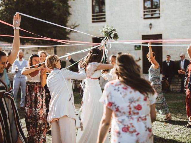 Le mariage de Miguel et Emilie à Cauvicourt, Calvados 52