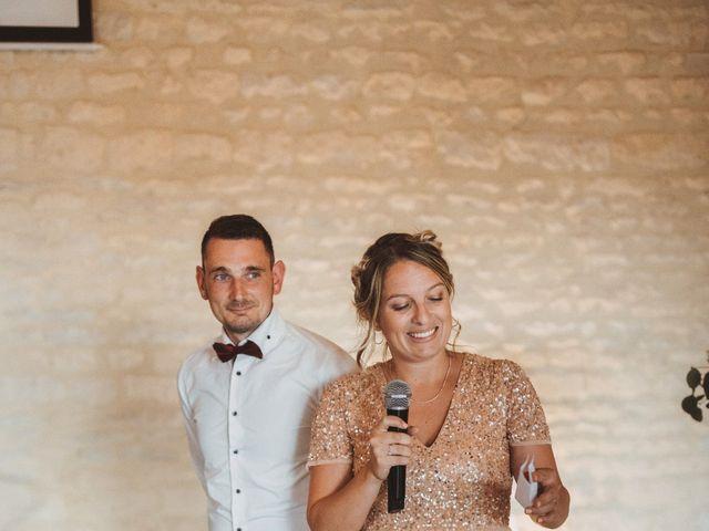 Le mariage de Miguel et Emilie à Cauvicourt, Calvados 64