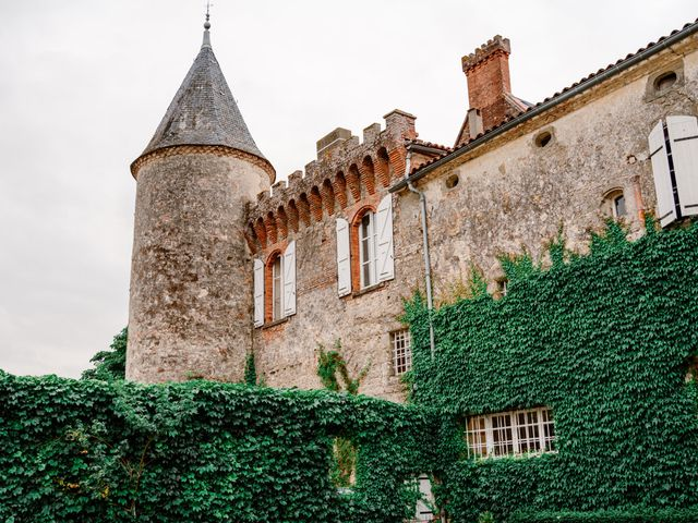 Le mariage de FABRICE et CAMILLE à Caraman, Haute-Garonne 7