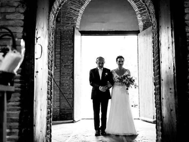 Le mariage de FABRICE et CAMILLE à Caraman, Haute-Garonne 20