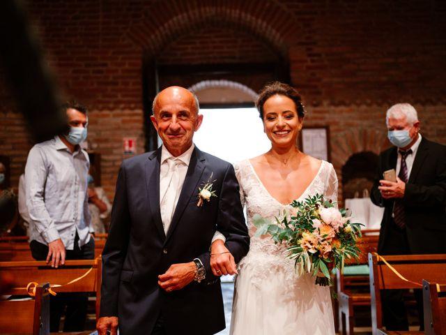 Le mariage de FABRICE et CAMILLE à Caraman, Haute-Garonne 22