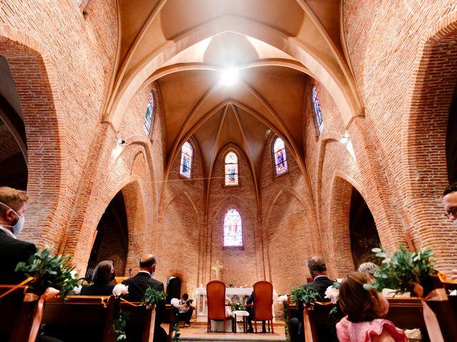 Le mariage de FABRICE et CAMILLE à Caraman, Haute-Garonne 26