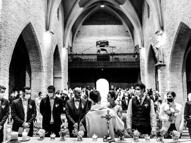 Le mariage de FABRICE et CAMILLE à Caraman, Haute-Garonne 28