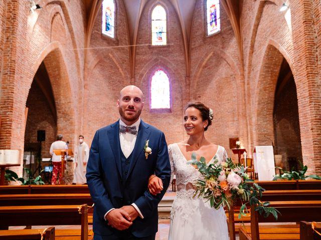 Le mariage de FABRICE et CAMILLE à Caraman, Haute-Garonne 30
