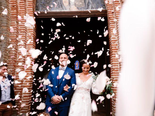 Le mariage de FABRICE et CAMILLE à Caraman, Haute-Garonne 31