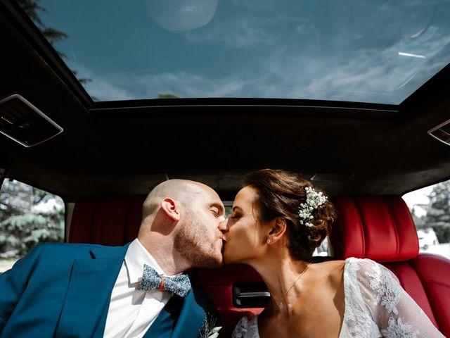 Le mariage de FABRICE et CAMILLE à Caraman, Haute-Garonne 32