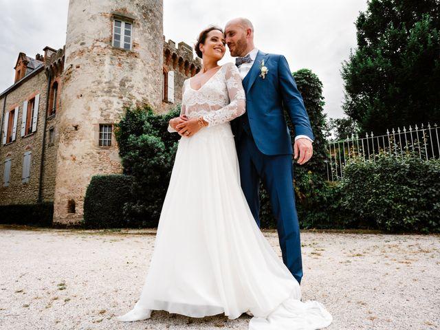 Le mariage de FABRICE et CAMILLE à Caraman, Haute-Garonne 46