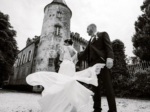 Le mariage de FABRICE et CAMILLE à Caraman, Haute-Garonne 47