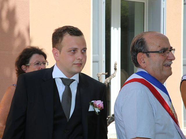 Le mariage de Charles et Camille à Uchaux, Vaucluse 28